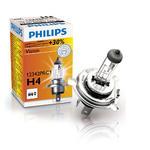 Автолампа Philips P43t-38 H4 12V 60/55W Premium +30% 12342PRC1 1 шт