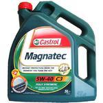 Моторное масло Castrol Magnatec 5W40 5L