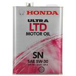 Моторное масло Honda Ultra LTD 5W30 4L