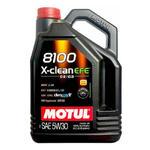 Моторное масло Motul 8100 X-clean EFE 5W-30 5L 814051