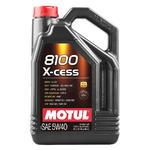 Моторное масло Motul 8100 X-cess 5W-40 5L 368206